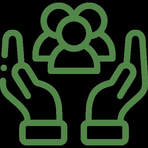 comunidad bingo icono
